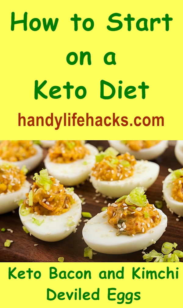 how to start on a keto diet